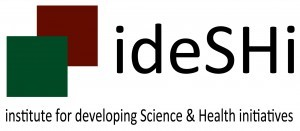 institute for developing Science and Health initiatives, ideshi