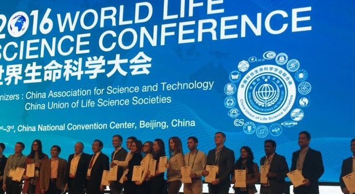 World Life Science Conference 2016